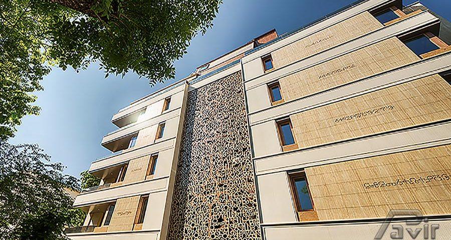 چه سنگی برای نمای ساختمان مناسب است؟